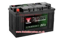 L35-115 Yuasa Leisure Battery 12v 115Ah From £69.16 EX VAT Buy Online from The Battery Shop